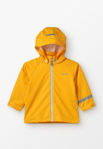 SPOT - Vodotěsná bunda - citrus