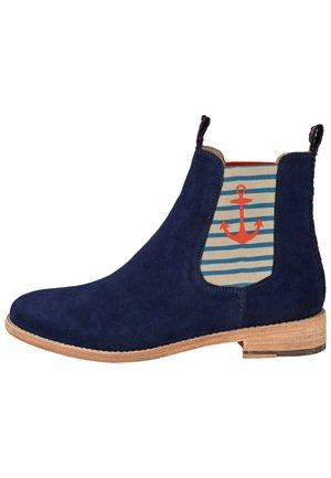 JULE - Classic ankle boots - blau