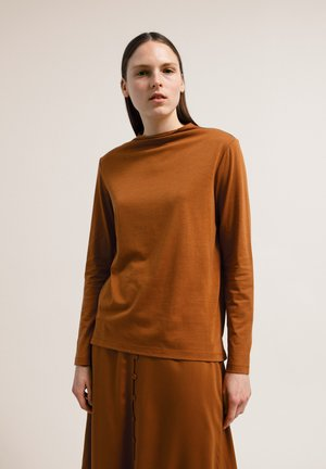 TERESAA - Long sleeved top - ginger