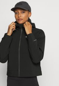 The North Face - W FL INSULATED JACKET - Hardshell jacket - black - 3