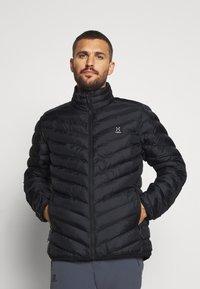 Haglöfs - Winter jacket - true black - 0