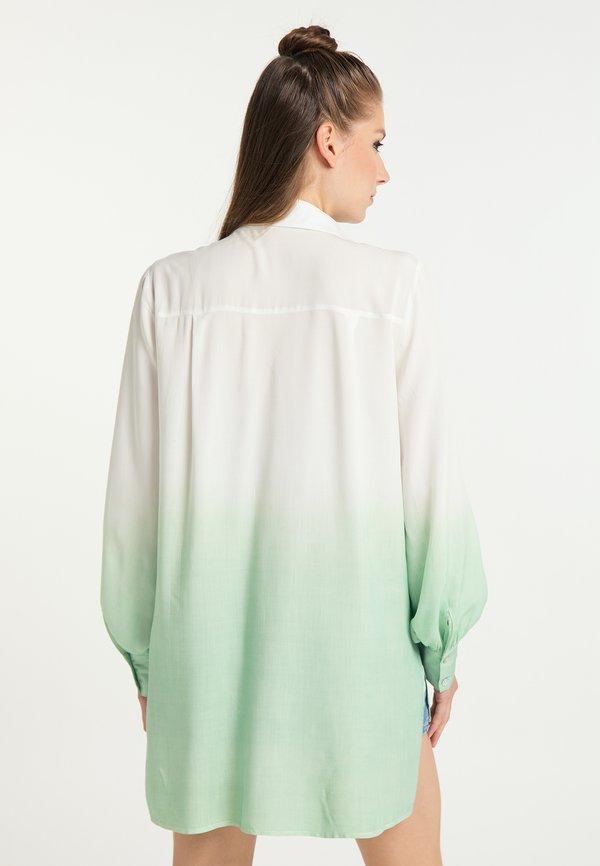 myMo Koszula - weiss wasser/biały YAJL