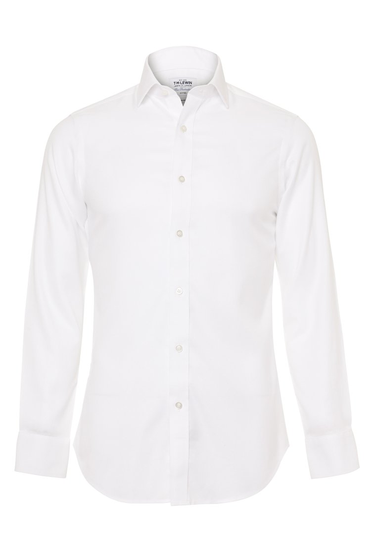 T.M.Lewin FITTED OXFORD  - Chemise classique - white