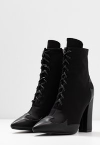 RAID - ABIGAIL - High heeled ankle boots - black - 4