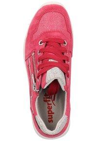 Superfit - Sneakers laag - rot - 3