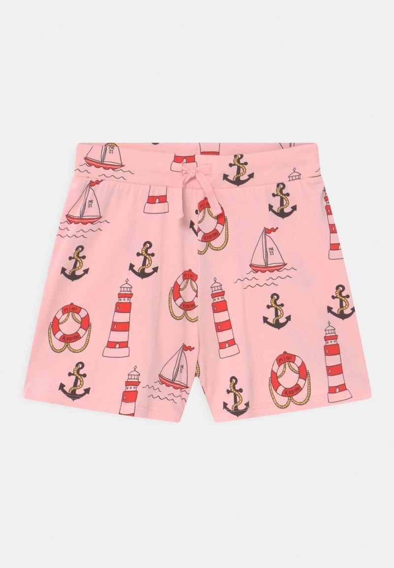 Mini Rodini - LIGHTHOUSE UNISEX - Shorts - pink