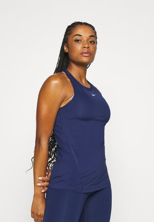 TANK ALL OVER  - T-shirt sportiva - binary blue/white