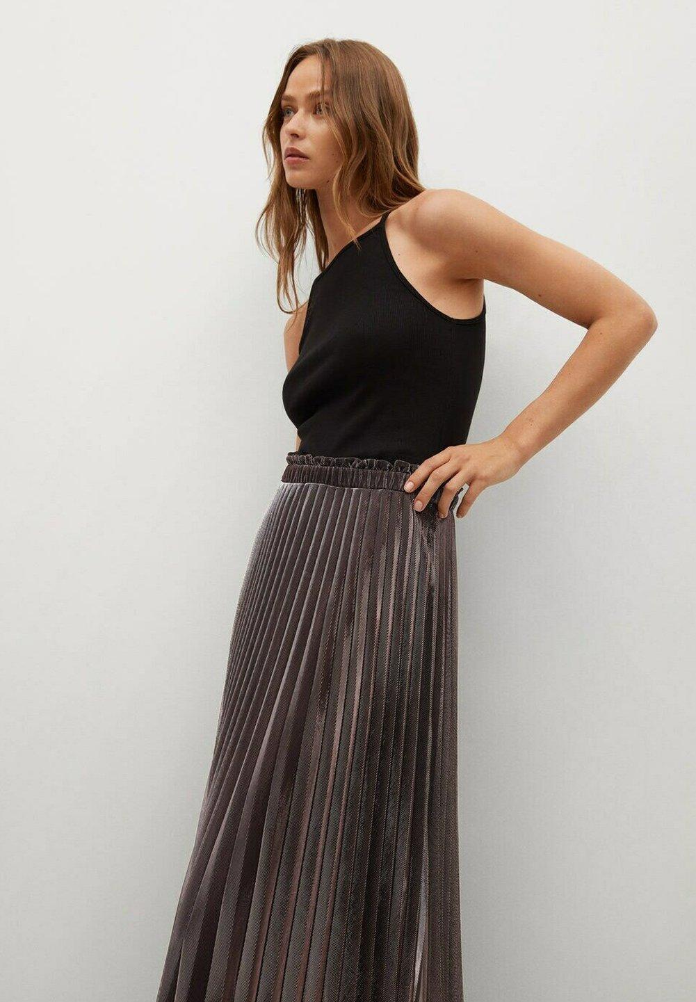 Femme MOSQUETA-A - Jupe plissée