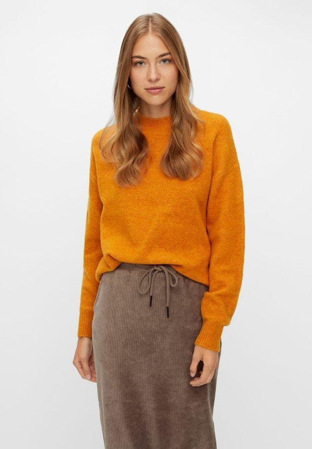 Sweter - inca gold