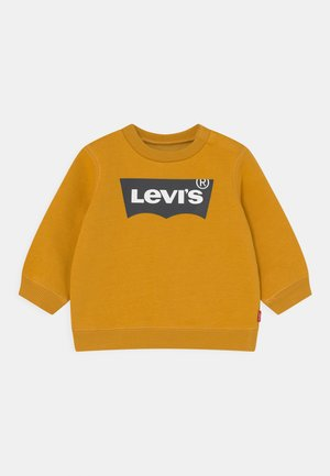 BATWING CREW UNSIEX - Sweater - golden spice