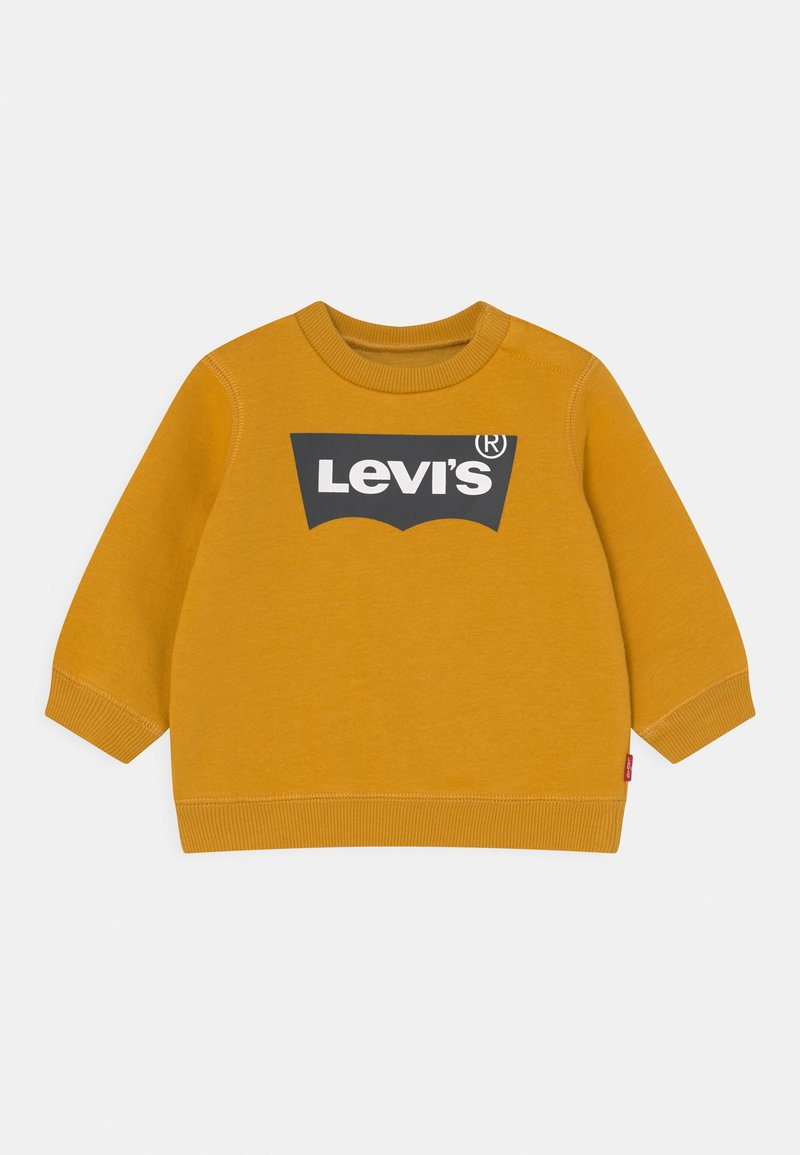 Levi's® - BATWING CREW UNSIEX - Sweater - golden spice