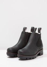 Shepherd - CISSI - Platform ankle boots - black - 2