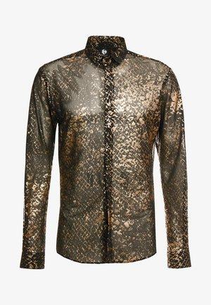 KROLL SHIRT - Skjorta - gold