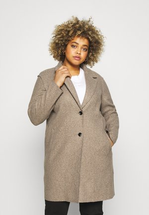 CARCARRIE BONDED COAT - Cappotto classico - caribou melange