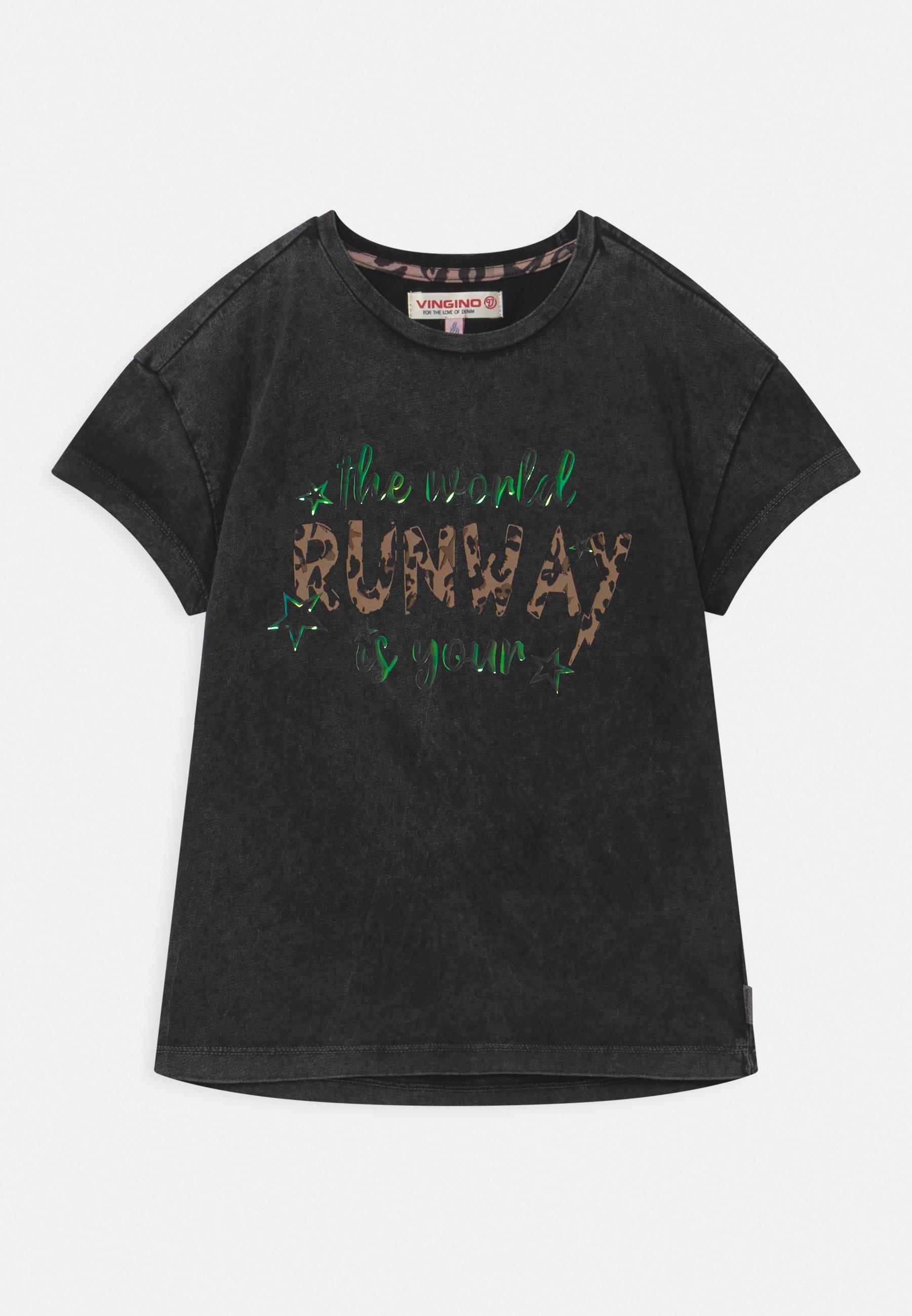 Kids HELIEZE PROJECT RUNWAY  - Print T-shirt