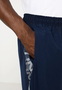 Under Armour - WORDMARK - Sports shorts - academy/graphite - 3