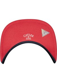 Cayler & Sons - Cap - nvy/red - 4