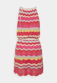 M Missoni - ABITO SENZA MANICHE - Jumper dress - multi-coloured - 1