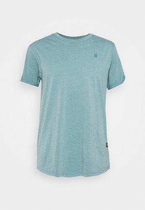 LASH  - T-shirt - bas - light bright nickel