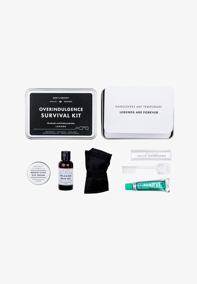 OVERINDULGENCE KIT - Bad- & bodyset - -