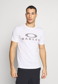 Oakley - BARK - T-Shirt print - white - 0