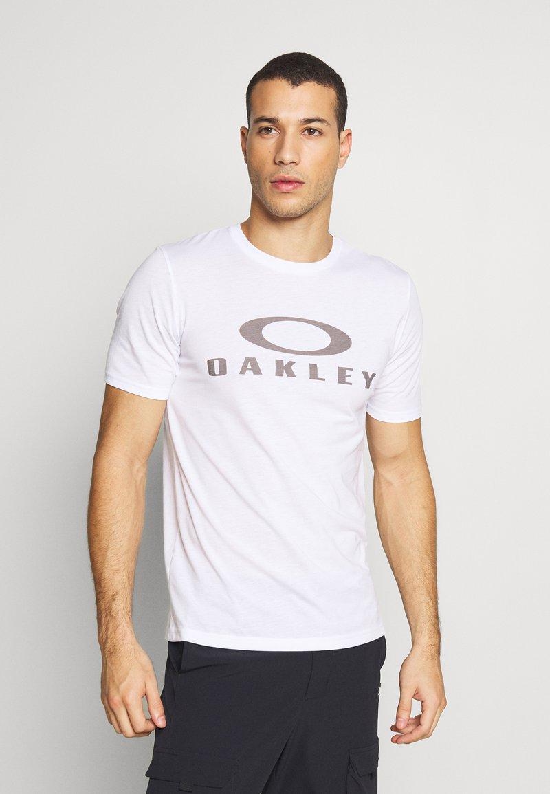 Oakley - BARK - T-Shirt print - white