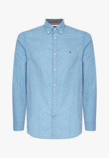 TH FLEX MICRO - Shirt - copenhagen blue/white