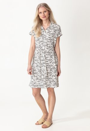 Shirt dress - offwhite