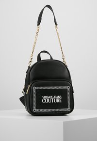 Versace Jeans Couture - BACKPACK - Rucksack - black - 0