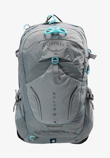 SYLVA 12 - Backpack - downdraft grey