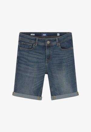 JJIRICK - Jeans Short / cowboy shorts - blue denim
