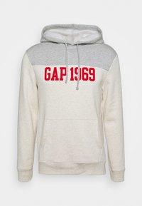 GAP - 1969 - Bluza z kapturem - light heather grey - 3