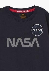 Alpha Industries - NASA REFLECTIVE - Sweatshirt - blue - 2