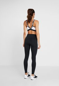 Nike Performance - ONE - Tights - black/white - 2