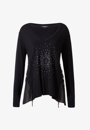 JERS_BARI - Sweater - black