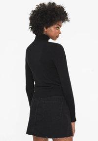 Bershka - Pullover - black - 2