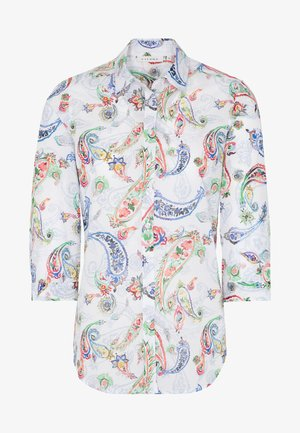 MODERN CLASSIC - Button-down blouse - multi-coloured