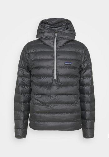 SWEATER HOODY - Gewatteerde jas - forge grey