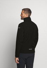 Icepeak - BIGGS - Soft shell jacket - black - 2
