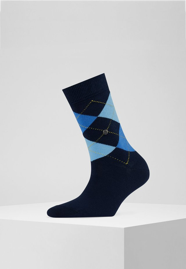 QUEEN - Chaussettes - dark blue