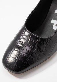Depp - Classic heels - black - 2