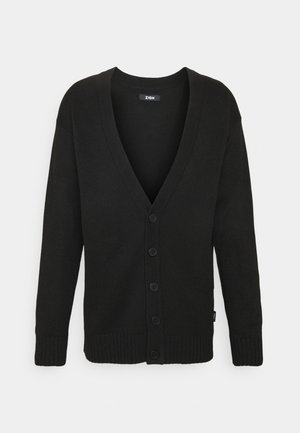 UNISEX - Cardigan - black
