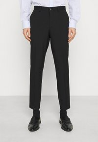 Selected Homme - SLHSLIM MYLOLOGAN CROP SUIT - Kostym - black - 4