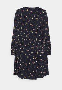 Lauren Ralph Lauren - PRINTED DRESS - Vapaa-ajan mekko - navy/pink - 6
