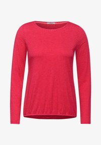 Cecil - Long sleeved top - rot - 2