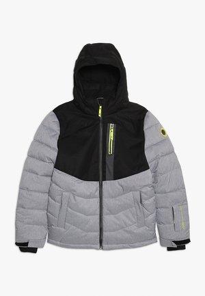 ELOI - Lyžařská bunda - hellgrau melange