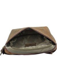 Klondike 1896 - OWEN - Bum bag - dunkelbraun - 4