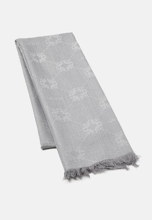 LUCA UNISEX - Scarf - silver-coloured/grey