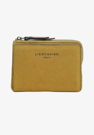 Wallet - dijon (yellow)