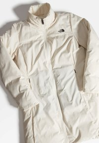 The North Face - W RECYCLED SUZANNE TRICLIMATE - Waterproof jacket - vanadis gry/vintage white - 4